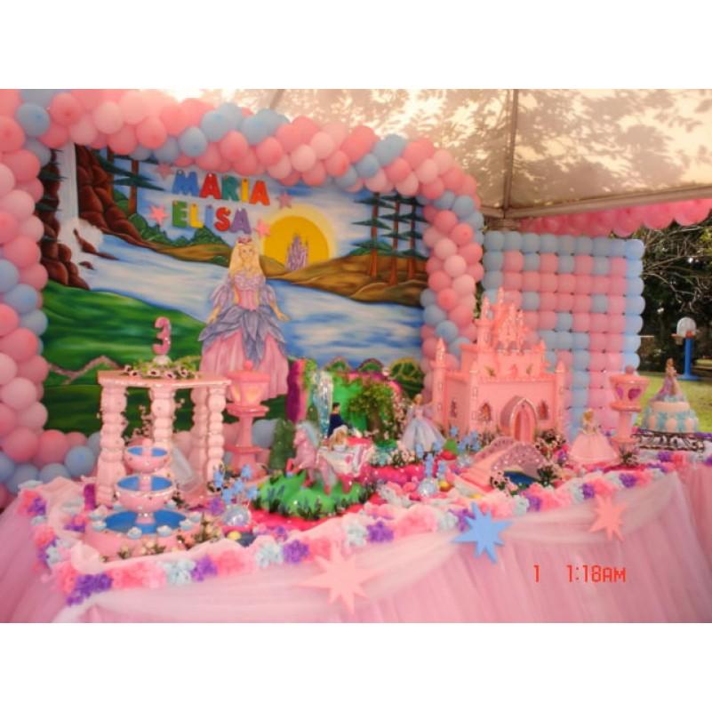 Temas infantis barbie lago dos cisnes